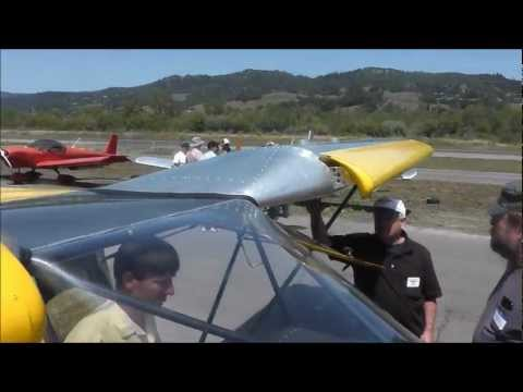 Quality Sport Planes Open House and Fly-In - Sights and Sounds...