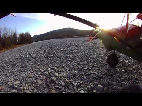 Zenith STOL Gravel Bar Landing and Take-Off