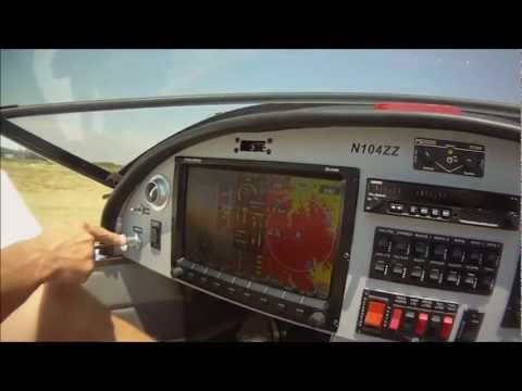 Flying on a hot day: ULPower UL350iS engine in the Zenith CH 650 cruiser