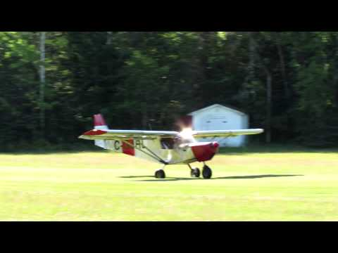 CH 701 Take off - Havelock NB