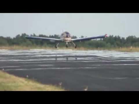 Zenith CH650 First Flight