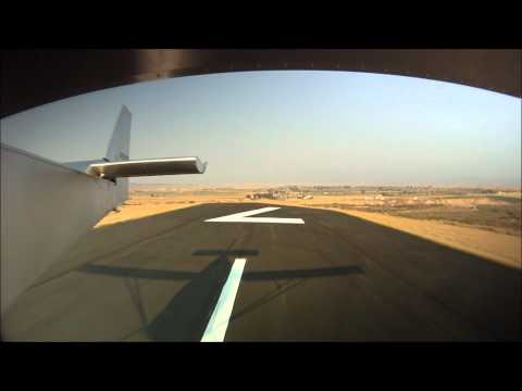 Stop and go in a Zenith 701 (looking backwards).wmv