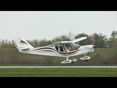 Zenith CH 750 CRUZER light sport kit aircraft
