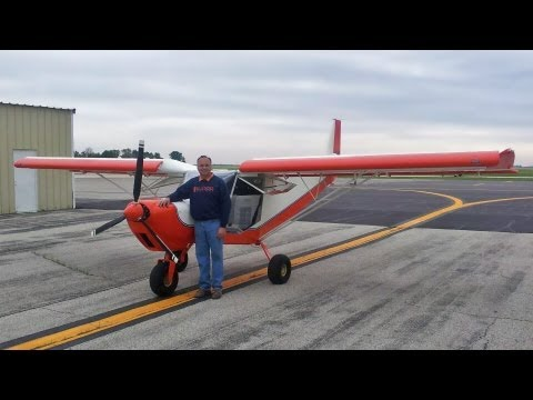 First flight: Zenith STOL