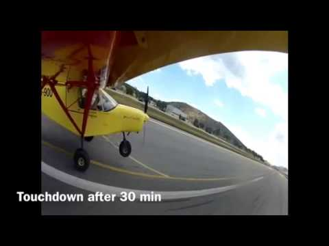 CH701 STOL restoration project