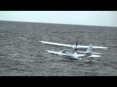 Athens Flying Week Faliro Pre-Show 2013 Seaplanes