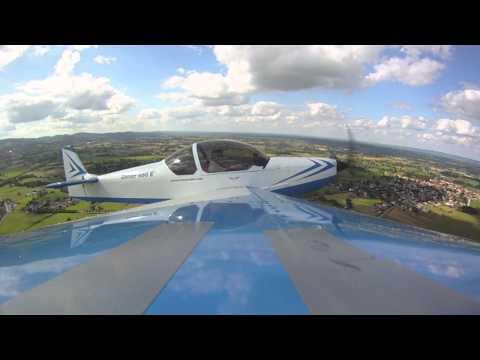 Zenair CH 650 Ei en vol