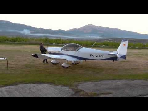 Zenair - the movie: Zenith CH 601 XL-B