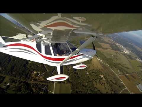 Flying the Zenith CH 750 Cruzer
