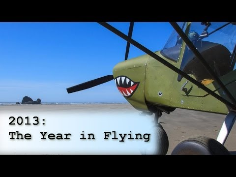 2013: Year in Flying
