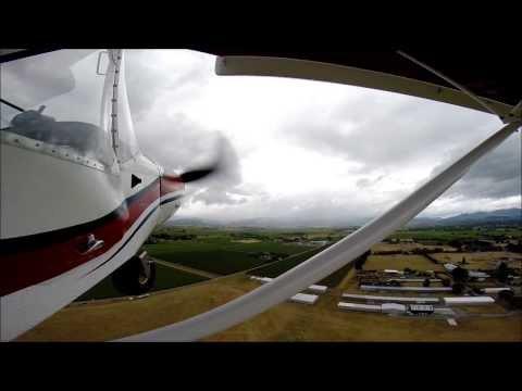 Zenair CH701 ZK-ZMX and GoPro HD