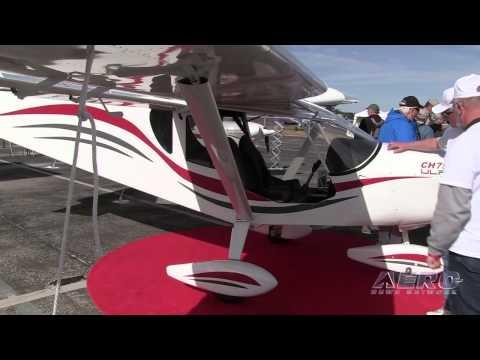 Aero-TV Flies the Zenith CH 750 Cruzer