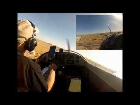 Spring Day Flight in Arizona