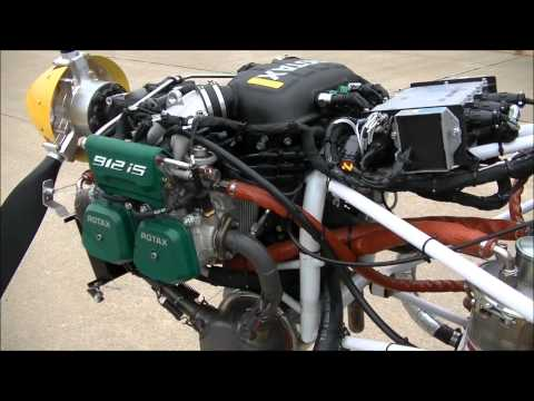 Rotax 912iS Sport upgrade on the Zenith STOL airplane