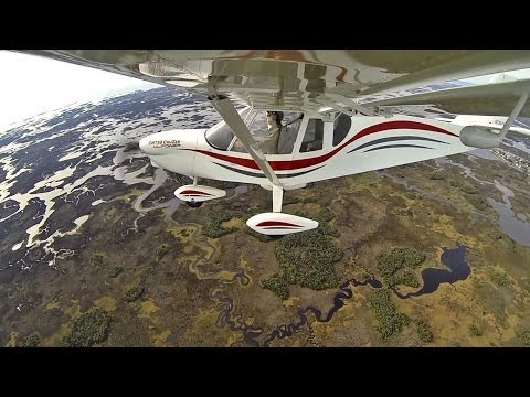 Flying the Zenith CH 750 Cruzer to Sebring