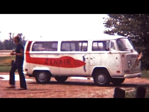 Delivering the kit to Oshkosh: 1976 Eight Day Wonder