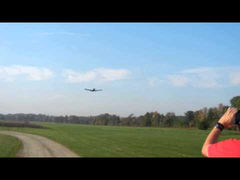 UL350is 601XL first flight