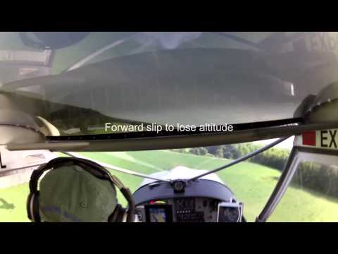 Landing Essex Skypark 8/16/14