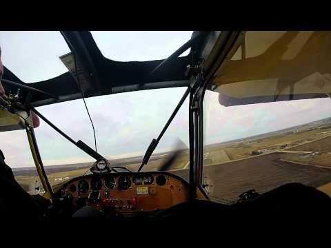 crosswind landings - Zenith STOL CH 701