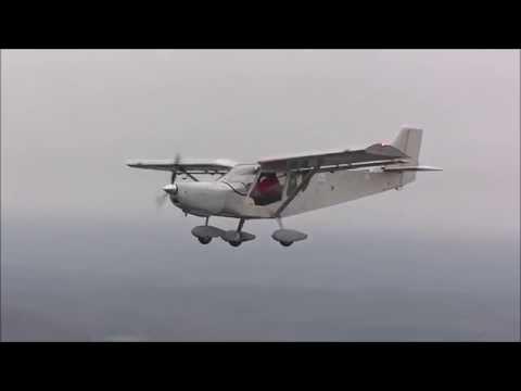 Flying EAA's One Week Wonder Zenith CH 750 Cruzer to Sebring