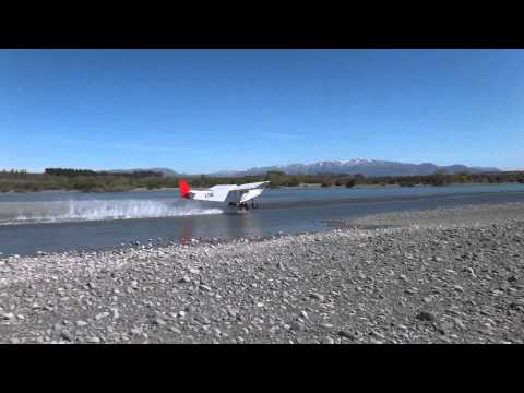 How to hydroplane a Zenith STOL CH 701