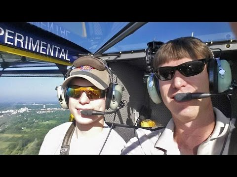 Father's Day Flying