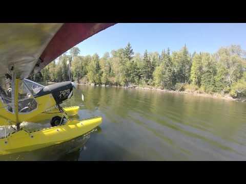 STOL Flying: George Lake