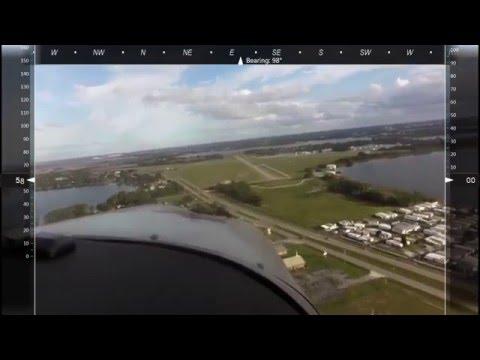 Test flight Stab cuffs Dec 27 2015
