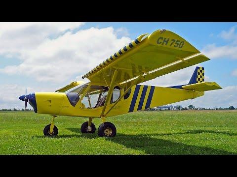 Zenith STOL CH 750: Short take-off and short landing
