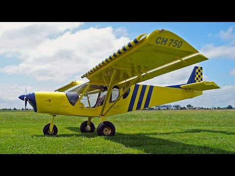 Zenith STOL CH 750: Short take-off and short landing