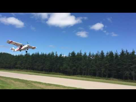 CH701sp - Takeoff from sandy runway CCP3