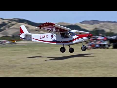 Short Take Off and Landing: Zenair STOL CH 701 with 80-hp