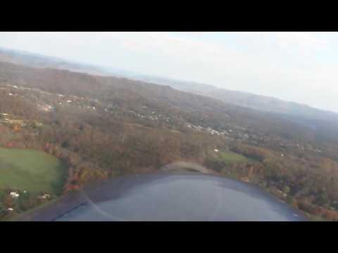 Zenith CH701 bush flying in West Virginia..