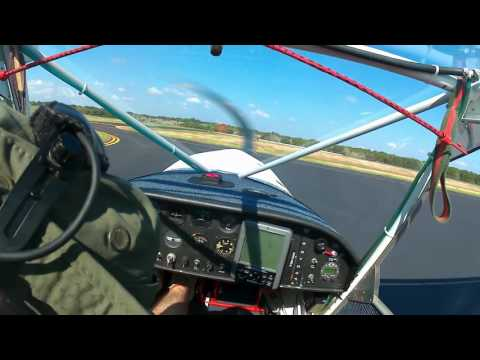 Zenith test flights - touch and go''s