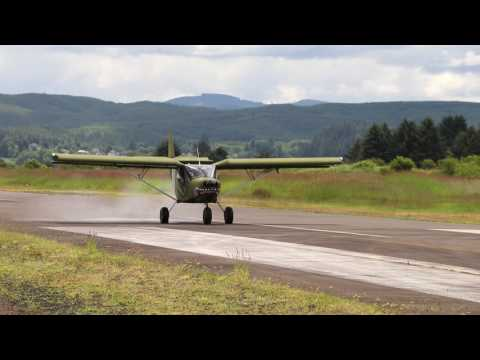 Zenith STOL: steep approach