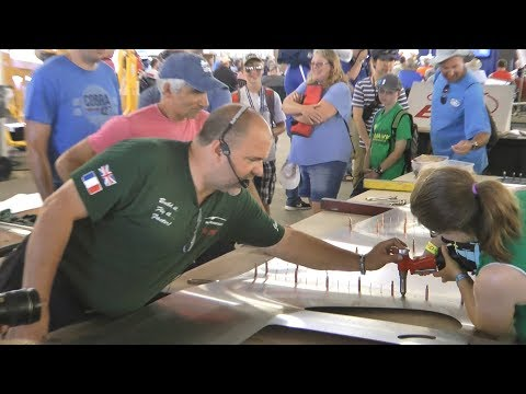 So easy: Building the new Zenith CH750 Fuselage at Airventure 2017