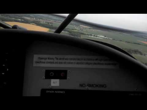 Flying the Zenith CH 750 STOL(with factory demo pilot Roger)