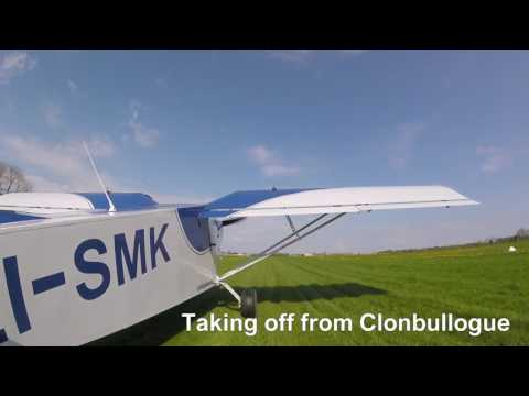 Take-offs and landings in the Zenith STOL