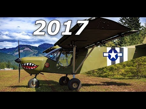 2017 - An Aviation Year In Review
