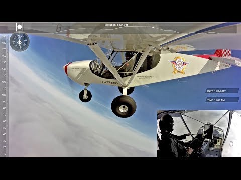 "Flight test: Trying to stall and spin the Zenith STOL CH 750 ""Super Duty"""