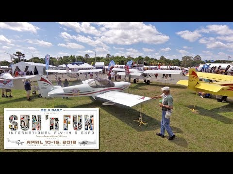 Zenith Aircraft at Sun'n Fun Fly-In Expo 2018