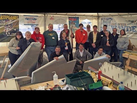 Zenith Aircraft Rudder Workshop Returns to the Sebring 2018 Sport Aviation Expo