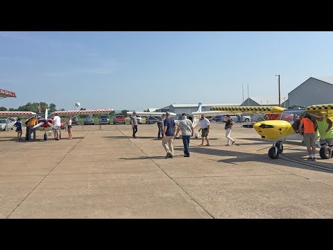 "Zenith Aircraft spring ""Fly In To Summer"" Open Hangar Day 2018"