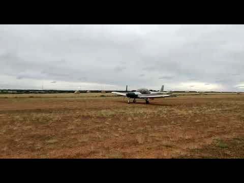 First flight: Zenith CH650 RG (retractable gear)