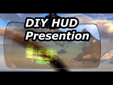 StratuxHud Presentation