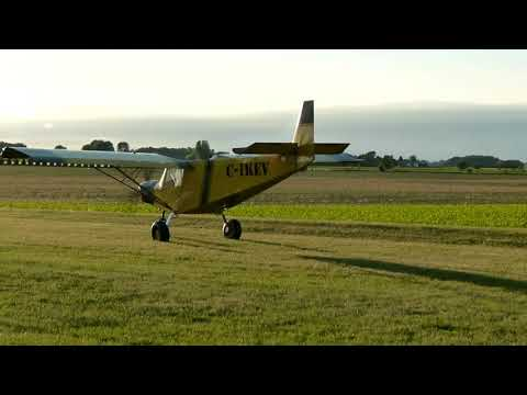 Zenith STOL CH 701 at play