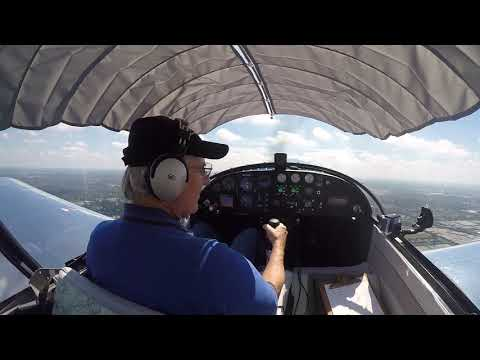 N129BZ test flight #3, take-off