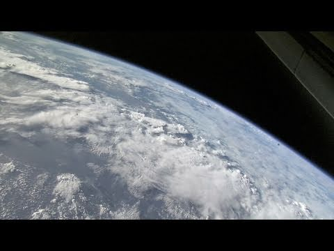 What an Astronaut's Camera Sees