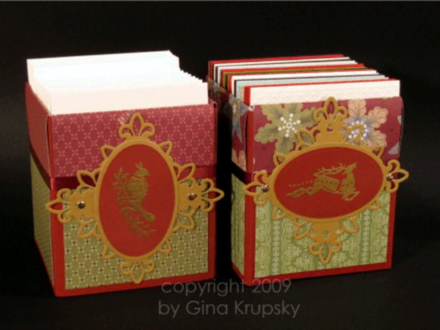 Decorative Greeting Card Holder Part 1- Intro and Preparation