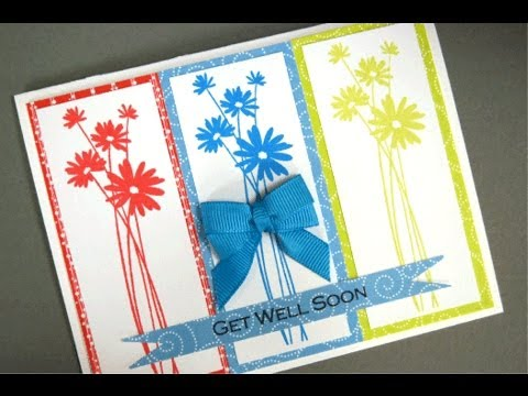 Hello Sunshine Get Well Card